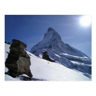 Cartão Postal Matterhorn
