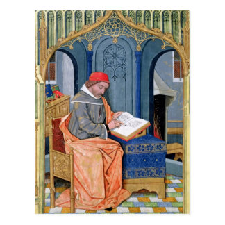 Cartão Postal MATTHAEUS Platearius