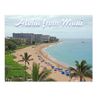 Cartão Postal maui Havaí