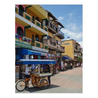 Cartão Postal Maya de Riviera (Playa del Carmen)