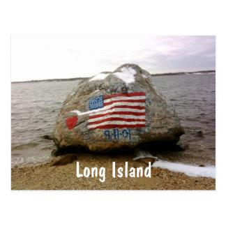 Cartão Postal Memorial 3 de Long Island