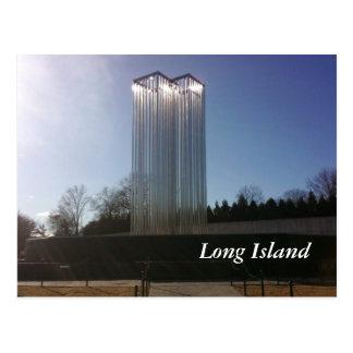 Cartão Postal Memorial de Long Island