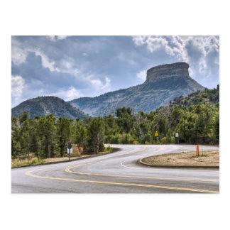 Cartão Postal Mesa Verde