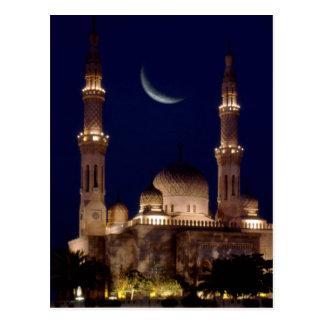 Cartão Postal Mesquita de Jumeirah