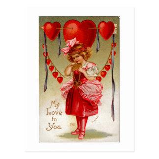 Cartão Postal Meu amor a você