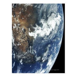 Cartão Postal México do espaço