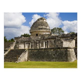 Cartão Postal México, Quintana Roo, perto de Cancun,