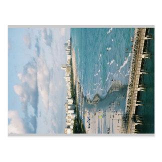 Cartão Postal Miami