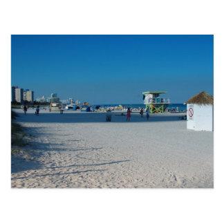 Cartão Postal Miami Beach