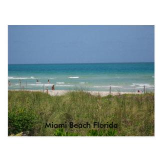 Cartão Postal Miami Beach Florida