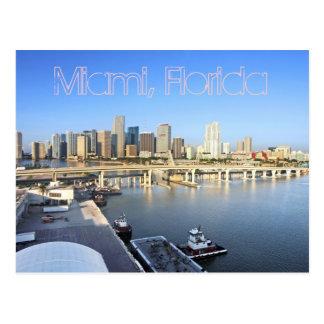 Cartão Postal Miami, entrada internacional ao mundo