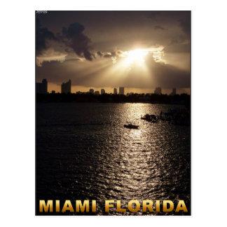 Cartão Postal Miami, Florida