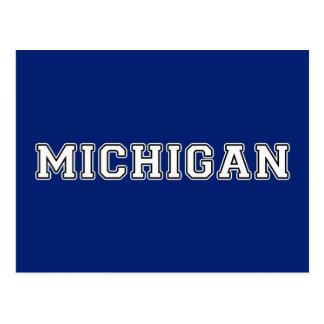 Cartão Postal Michigan