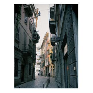 Cartão Postal Milão