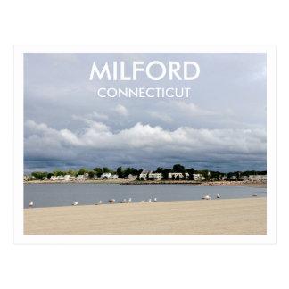 Cartão Postal Milford, Connecticut