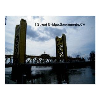 Cartão Postal Mim ponte da rua