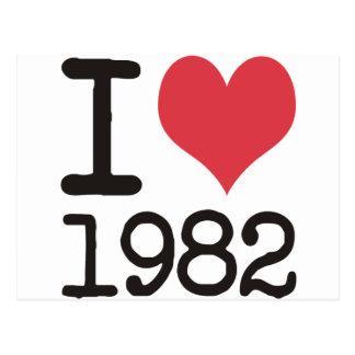 Cartão Postal Mim produtos Love1982 & design!