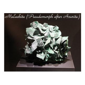 Cartão Postal Minerais & gemas # 117