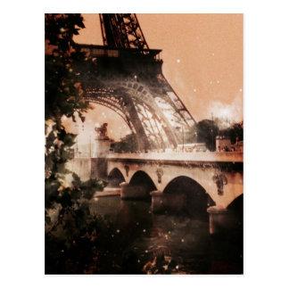 Cartão Postal Minha Paris