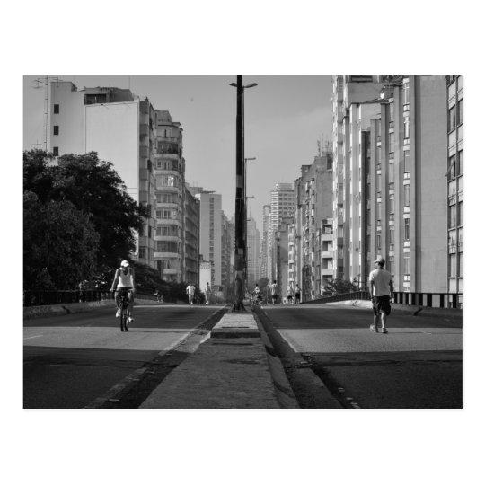 Cartão Postal - Minhocão (São Paulo, Brazil) Nº8