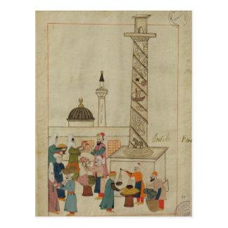 Cartão Postal Miniatura 'do Memorie Turchesche