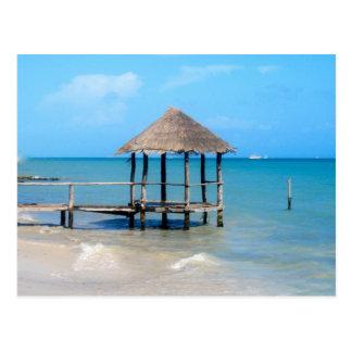 Cartão Postal Miradouro tropical