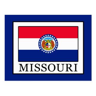 Cartão Postal Missouri