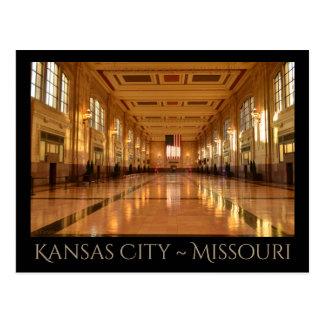 Cartão Postal ~ Missouri de Kansas City