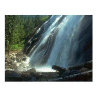 Cartão Postal Mitigação na água