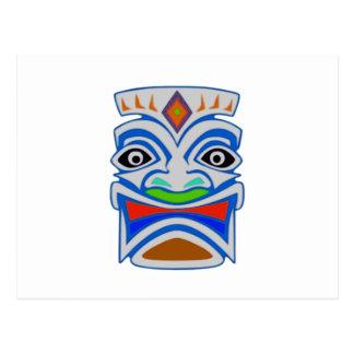 Cartão Postal Mitologia polinésia