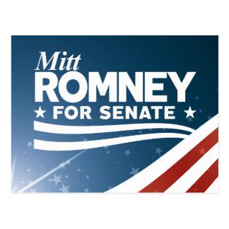 Cartão Postal Mitt Romney 2018
