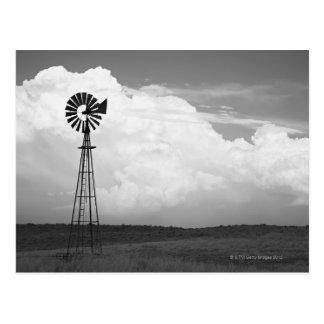 Cartão Postal Moinho de vento