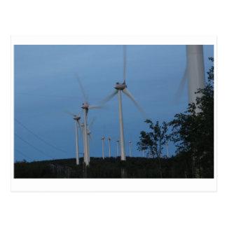 Cartão Postal Moinhos de vento