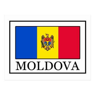 Cartão Postal Moldova