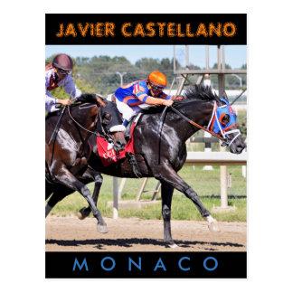 Cartão Postal Monaco & confederado