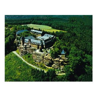 Cartão Postal Mont Sainte Odile, Alsácia