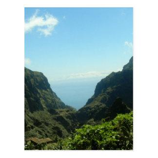 Cartão Postal Montagem Teide de Tenerife