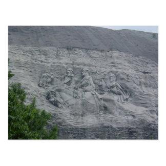Cartão Postal Montanha de pedra