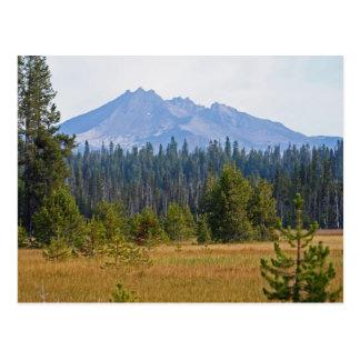 Cartão Postal Montanhas da cascata, Oregon