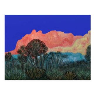 Cartão Postal Montanhas de Ojai