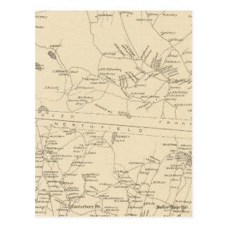 Cartão Postal Monte, Canterbury