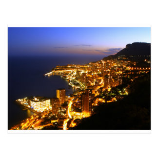 Cartão Postal Monte - Carlo, Monaco