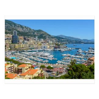 Cartão Postal Monte - Carlo Monaco