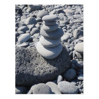 Cartão Postal Monte de pedras