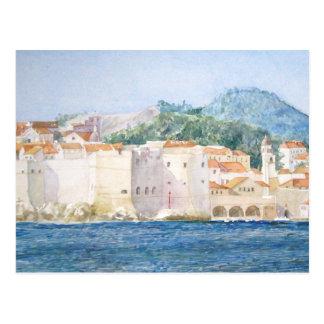 Cartão Postal Montenegro Budva