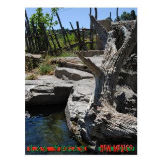 Cartão Postal Montezuma Hot Springs