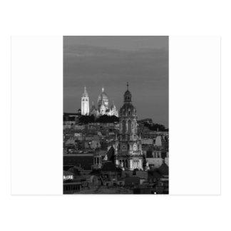 Cartão Postal Montmartre