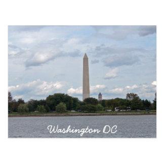 Cartão Postal Monumento de Washington 002