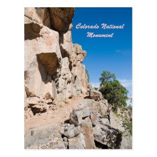 Cartão Postal Monumento nacional de Colorado