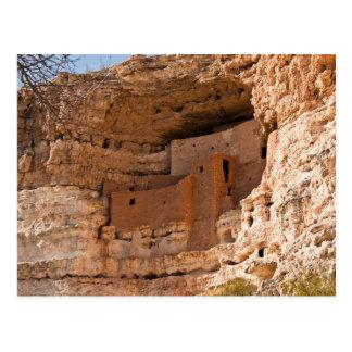 Cartão Postal Monumento nacional do castelo de Montezuma